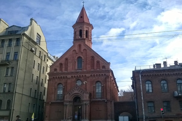 Яани Кирик (Церковь Св. Иоанна)