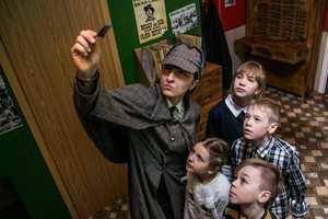 Расследование Шерлока Холмса