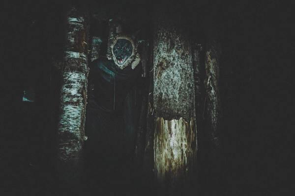 Хижина в лесу