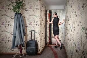 Убийство в закрытой комнате