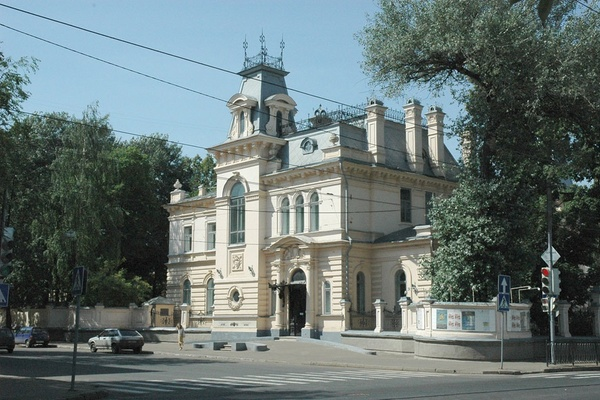 Изобразительных искусств Республики Татарстан