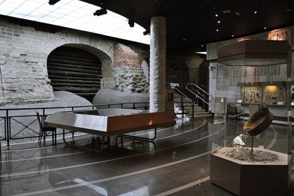 археологии Москвы
