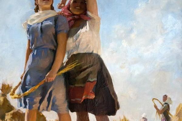 Советское реалистическое искусство