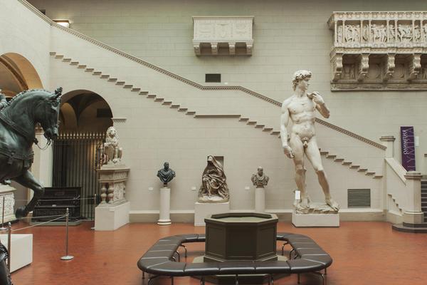 Искусство средних веков и эпохи Возрождения