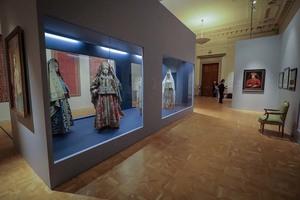Платки и шали в России XVIII—XXI веков