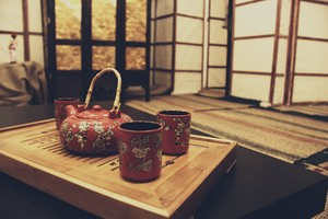 Дом самурая