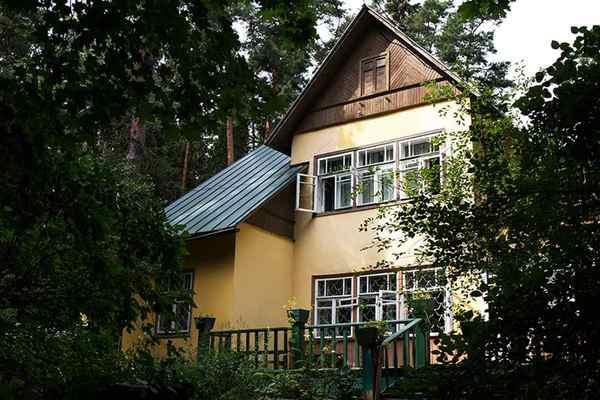Дом-музей К.И. Чуковского