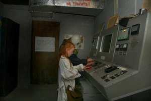Секретный бункер. Kids