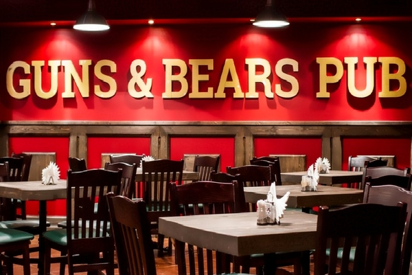 Guns & Bears Pub
