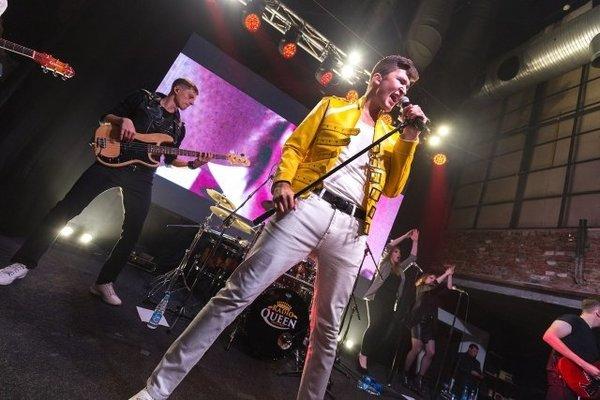 Radio Queen. Богемская рапсодия