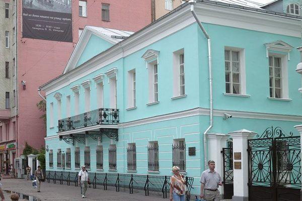 Мемориальная квартира А.С. Пушкина