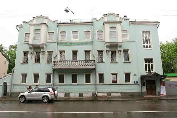 Мемориальная квартира Кржижановского