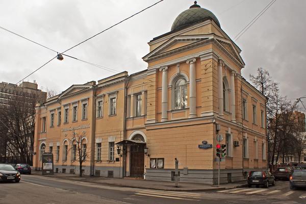 Мемориальный музей-квартира Ел. Ф. Гнесиной