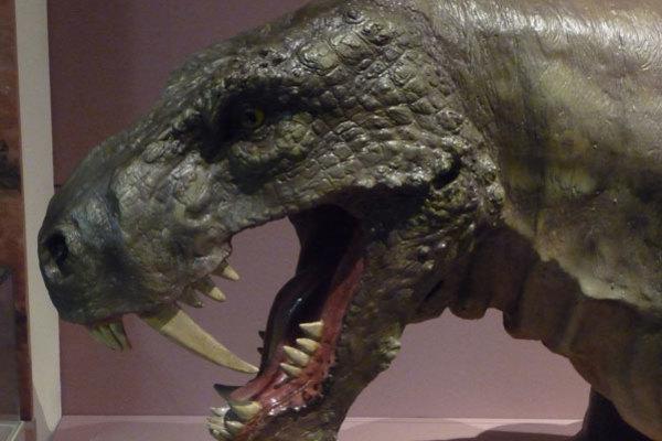 Эпоха зверообразных ящеров
