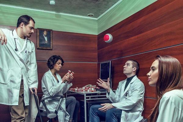 Клиника Доктора Хауса