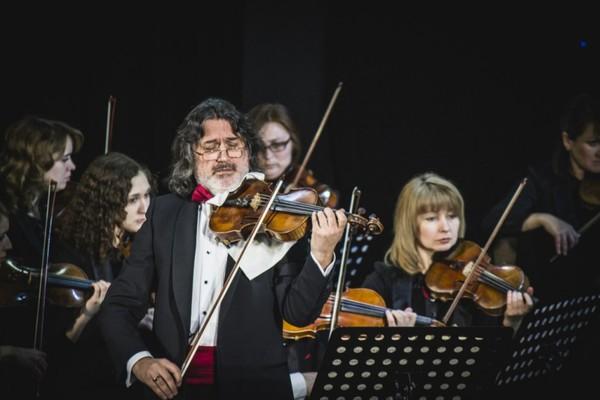 Казанский камерный оркестр La Primavera/ Закрытие юбилейного сезона