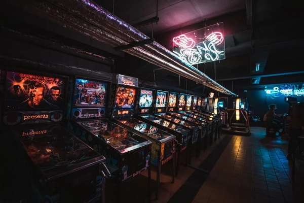 Музей пинбола GoPinball