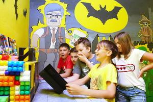 Лего Бэтмен: Джокер атакует