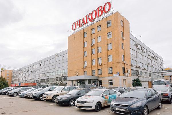 Музей традиционных русских напитков «Очаково»
