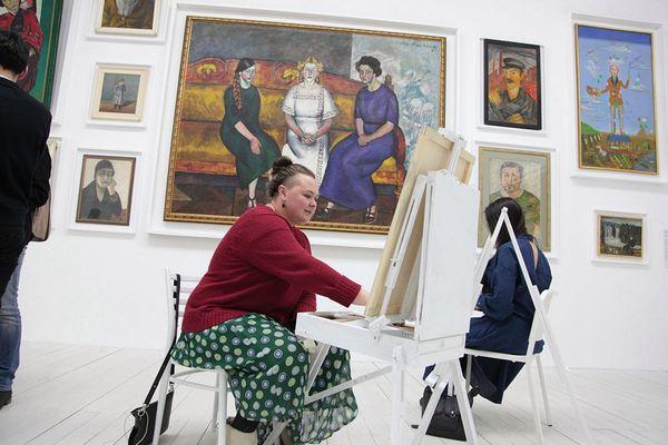 Музей русского лубка и наивного искусства (МРЛИНИ)