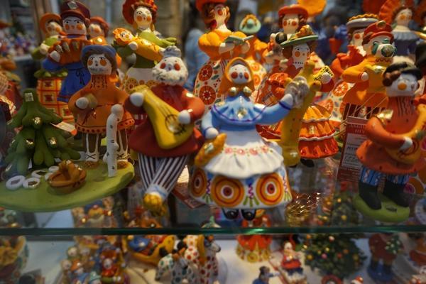 Музей русской народной игрушки «Забавушка»