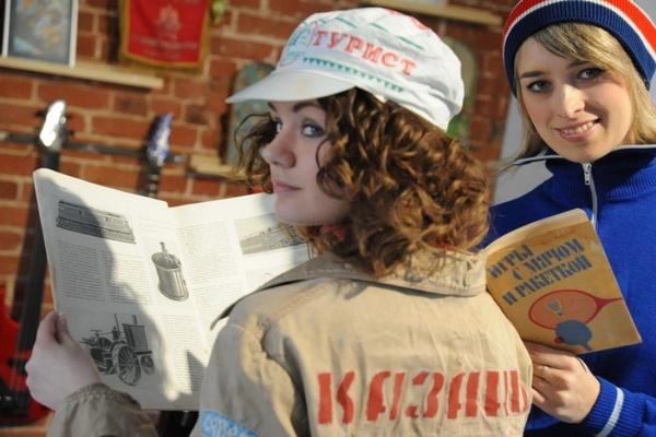 Женская красота в советском Союзе