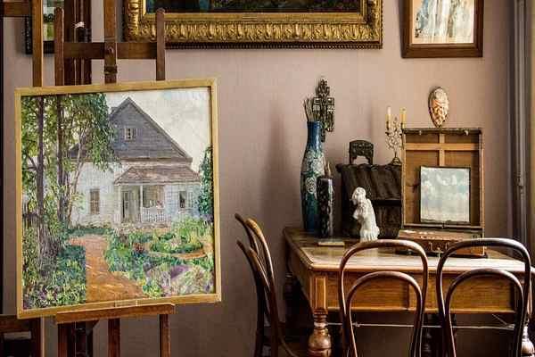 Музей-квартира Аполлинария Васнецова