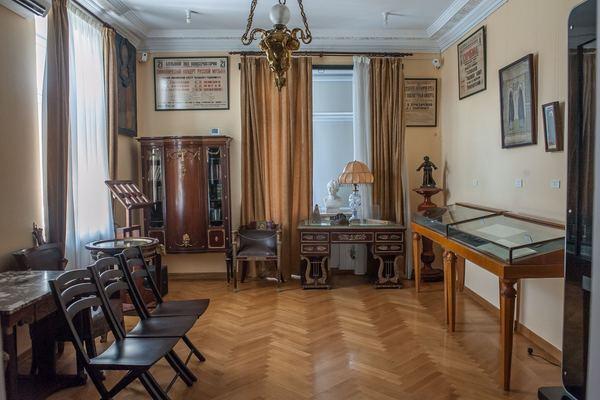 Квартира Н.С. Голованова