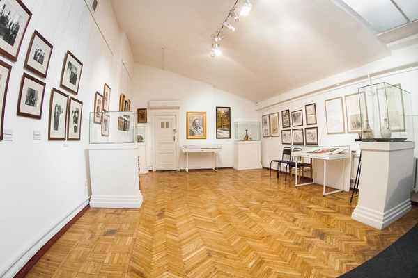 Музей-мастерская Налбандяна