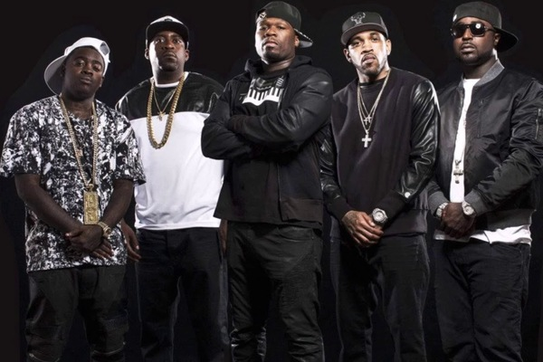 Lloyd Banks, Uncle Murda, Tony Yayo, Chipinkos, Julia Bura