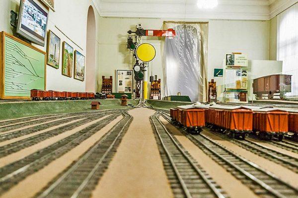 Центральный музей железнодорожного транспорта РФ