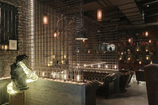 Tangiers Lounge Парк Победы