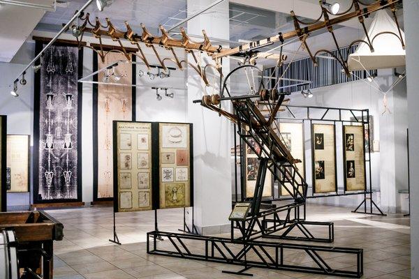 1519—2019. 500 лет наследию Леонардо да Винчи