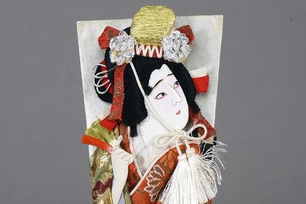 Выставка, посвященная японскому традиционному театру