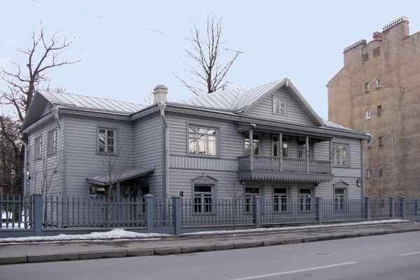Петербургского авангарда (Дом Матюшина)