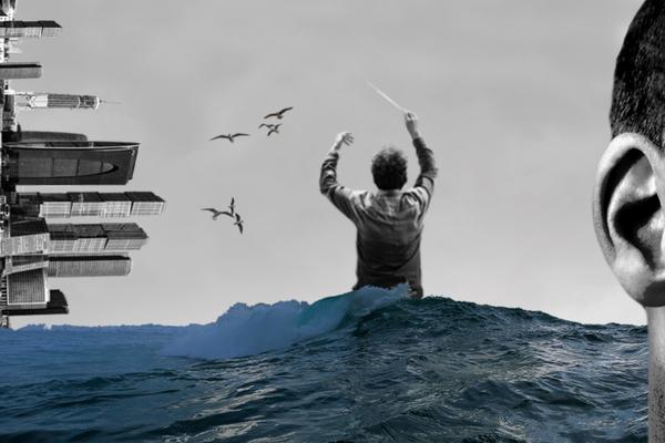 Звук и… Вселенная, человек, игра…