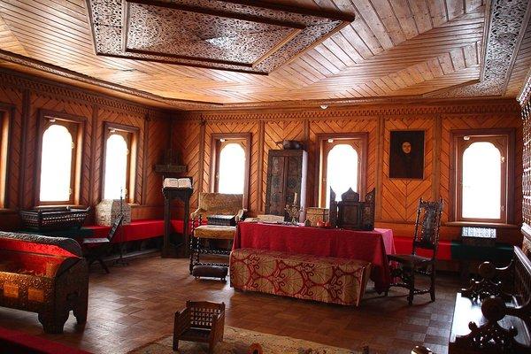 Постоянная экспозиция Палат бояр Романовых