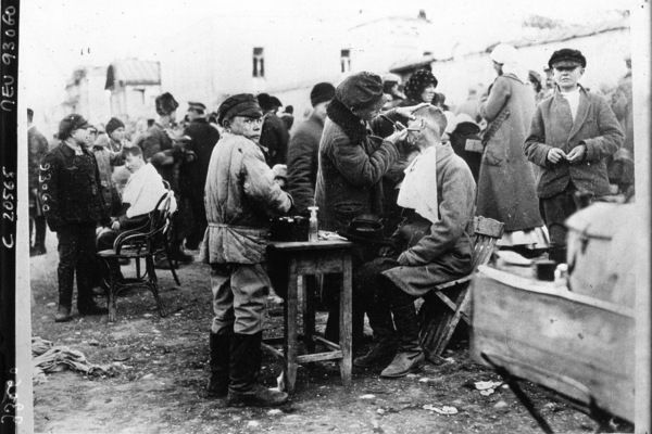 История российской эмиграции 1918–1930 годов