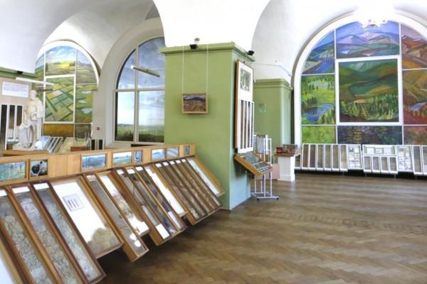 Центральный музей почвоведения им.В.В.Докучаева