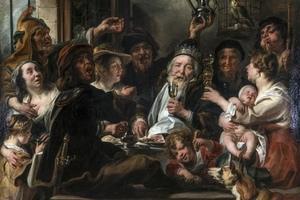 Якоб Йорданс (1593—1678). Картины и рисунки из собраний России