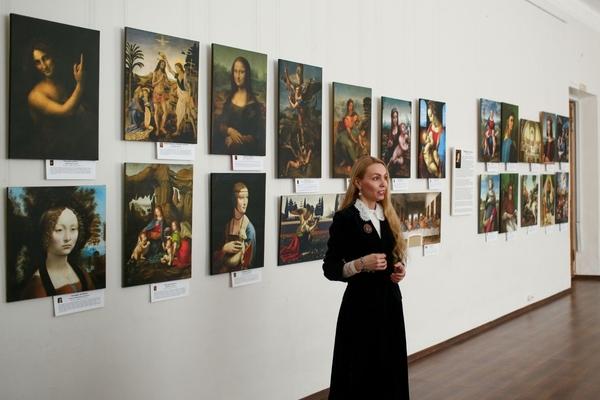 Леонардо да Винчи. Эпоха Возрождения