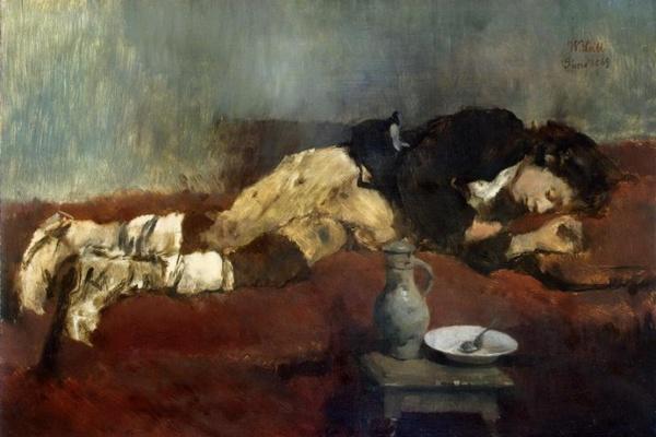 Немецкая живопись XIX–XX веков