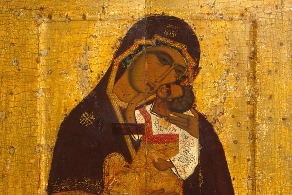 Иконы XIII - XVII вв.