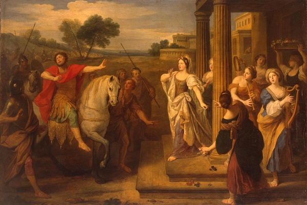 Французская живопись XV–XVIII веков