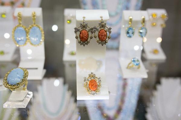ювелирных украшений и минералов «Мир камня»