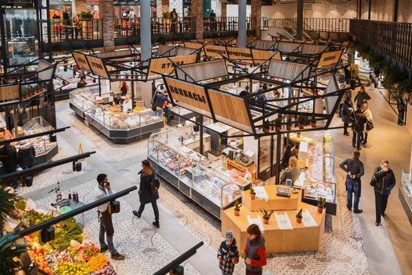 Братиславский рынок