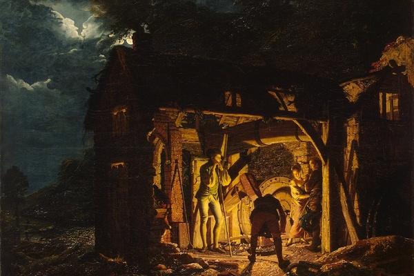 Английская живопись XVI–XIX веков