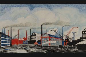 Рудольф Вильде (1868—1938). Фарфор, стекло, графика