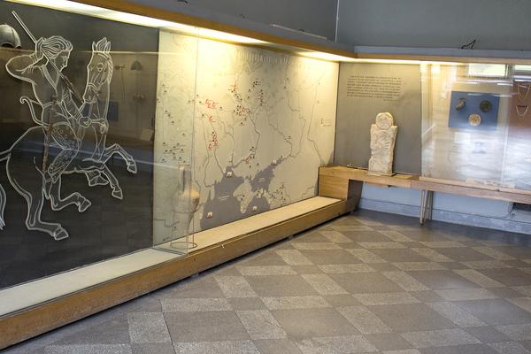 Культура скифов VII-II вв. до н.э.