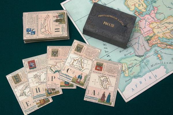 Коллекция Эрмитажа.Игральные карты
